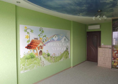 Ремонт квартиры под ключ ЖК Острова
