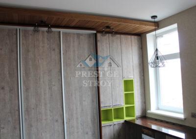 Ремонт квартиры под ключ ЖК Радужный