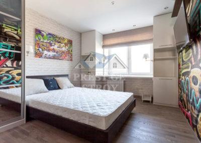 Ремонт трехкомнатной квартиры под ключ Одесса (11)
