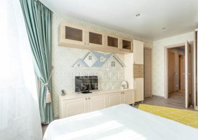 Ремонт трехкомнатной квартиры под ключ Одесса 10
