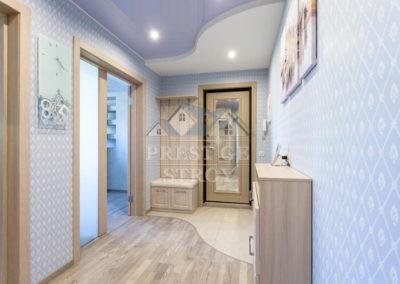 Ремонт трехкомнатной квартиры под ключ Одесса